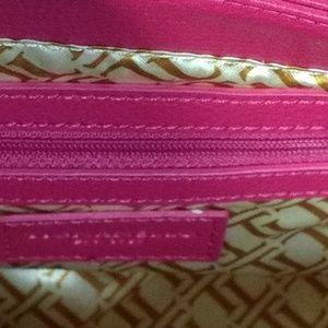 New w tags Tignanello leather crossbody handbag